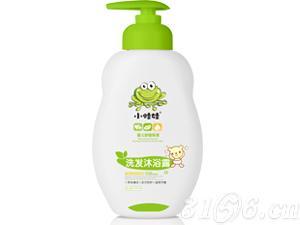 婴儿舒缓保湿洗发沐浴二合一