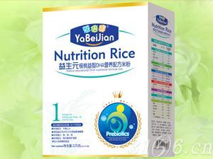 益生元核桃益智DHA营养配方米粉