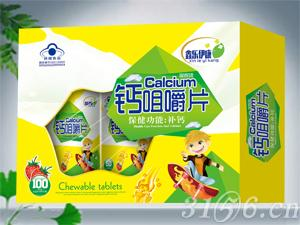 儿童钙咀嚼片(100片装)