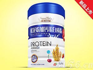 松花粉加钙蛋白质粉