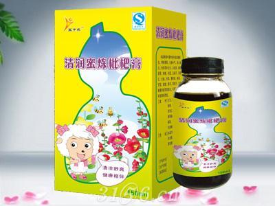 清润蜜炼枇杷膏(儿童型)