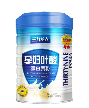 三九龙人孕妇叶酸蛋白质粉