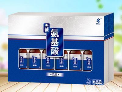 无糖氨基酸饮品 6瓶招商