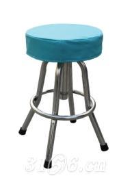华诺D13不锈钢可升降圆凳