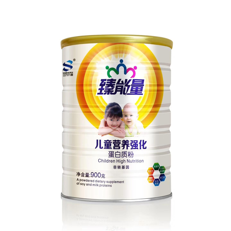臻能量兒童營養強化蛋白質粉