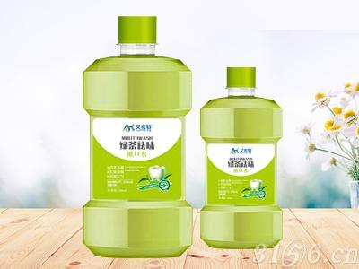漱口水 绿茶祛味漱口水