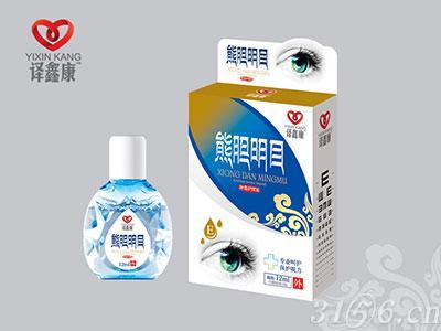 熊胆明目抑菌护理液