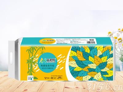 布质生态竹纸