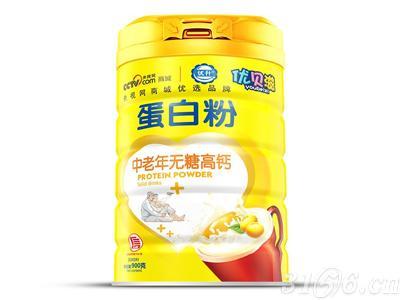 中老年無糖高鈣蛋白粉