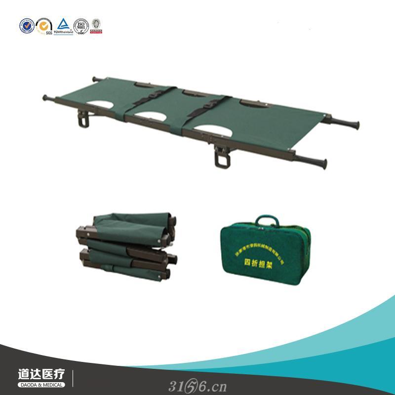 急救担架床可调节担架简易易携带担架医院户外转运担架