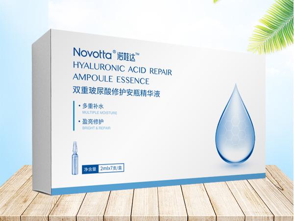 Novotta®双重玻尿酸修护安瓶精华液